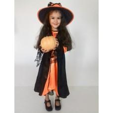 Ведьмочка оранж