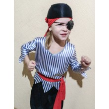 Пират малыш
